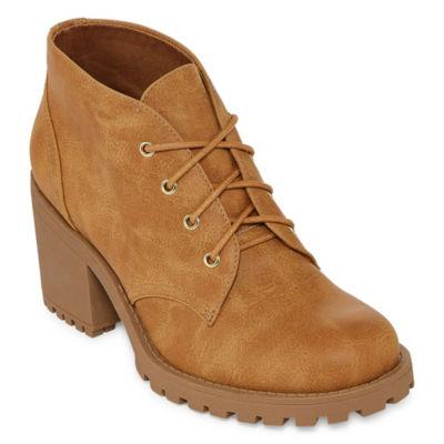 Arizona Womens Rela Lace Up Boots Lace-up