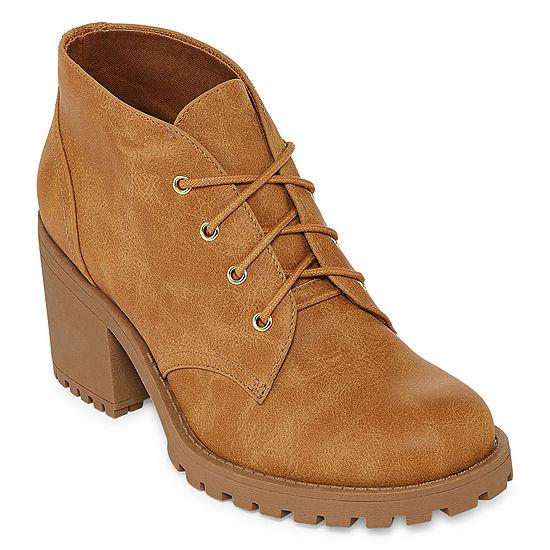 Arizona Womens Rela Lace Up Boots