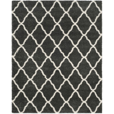 Safavieh Hudson Shag Collection Weldon Geometric Area Rug