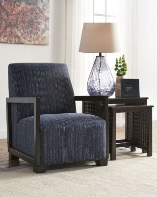Signature Design By Ashley® Kendleton Velvet Accent Chair