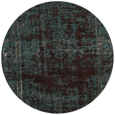 Safavieh Classic Vintage Collection Leonard Oriental Round Area Rug