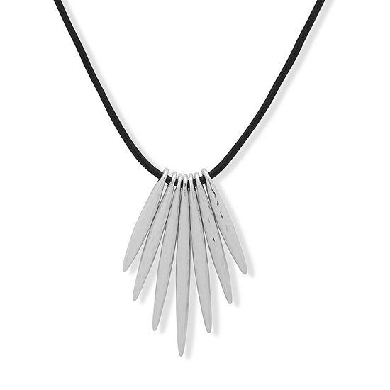 Chaps 28 Inch Pendant Necklace