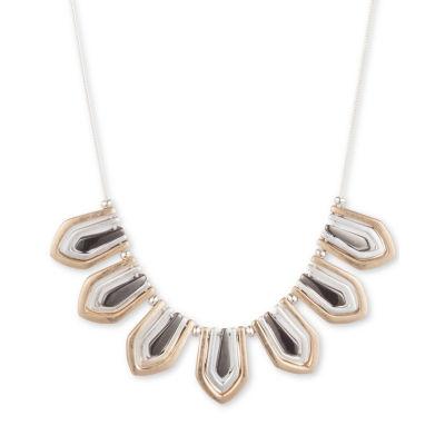 Chaps Womens Choker Necklace