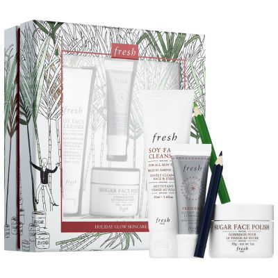 Fresh Holiday Glow Skincare Set