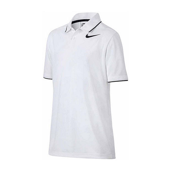 Nike Short Sleeve Golf Polo - Big Kid Boys
