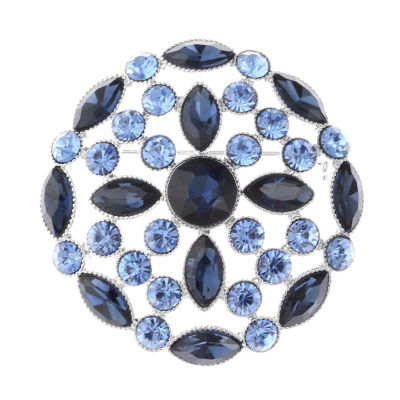 Monet Jewelry Blue Pin