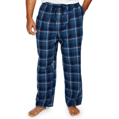 The Foundry Big & Tall Supply Co. Mens Big and Tall Flannel Pajama Pants