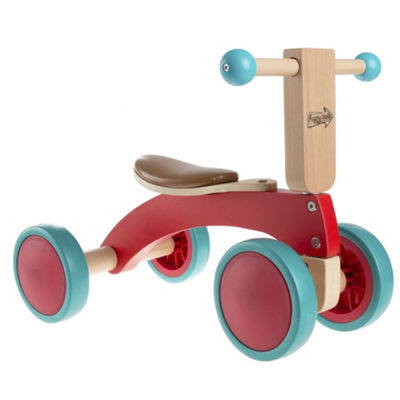 Happy Trails Wooden Ride-on