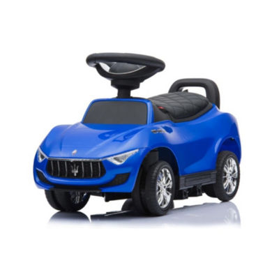 Best Ride On Cars 4 in 1 Maserati Push Car Electric Ride On
