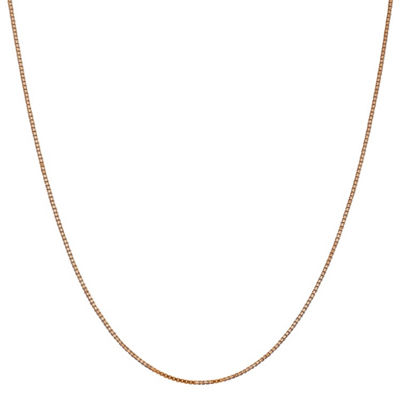 14K Gold 16 Inch Chain Necklace