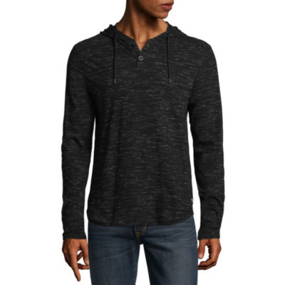 i jeans by Buffalo Long Sleeve Jersey Hoodie