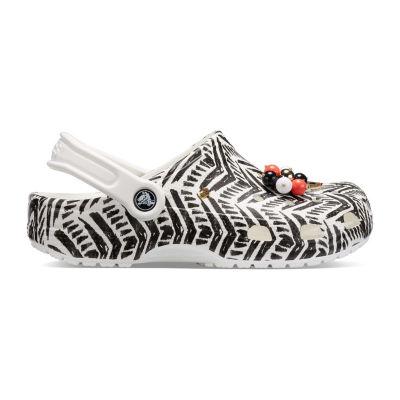 Crocs Unisex Adult Drew X Crocs Clogs Slip-on Round Toe
