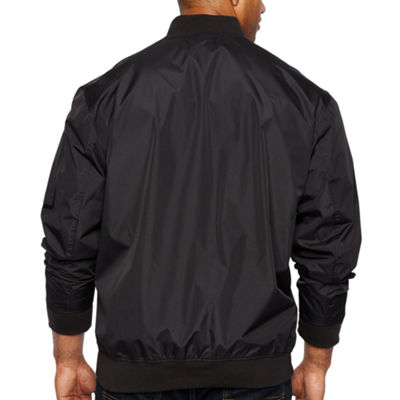Msx By Michael Strahan Lightweight Bomber Jacket Big and Tall