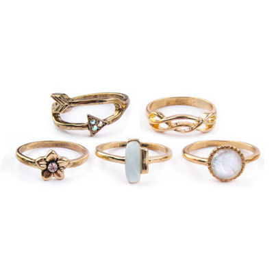 Arizona Womens Stackable Rings