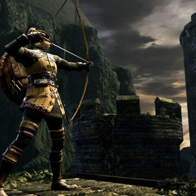XBox One Dark Souls: Remastered Video Game