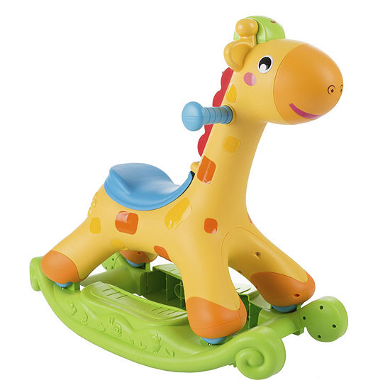 Happy Trails Musical Learning Rocking Horse
