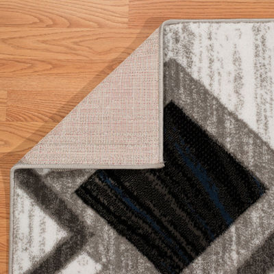 United Weavers Studio Collection Flash Rectangular Rug