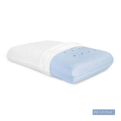 Restoinic Classic Comfort Conventional Memory Foam Pillow