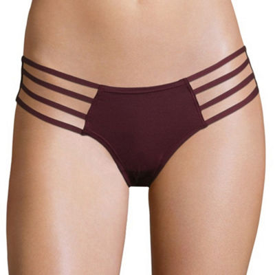City Streets Knit Cheeky Panty