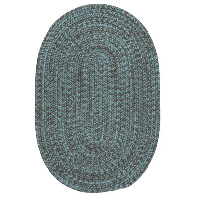 Colonial Mills Anchor Isle Braided Oval Reversible Rugs