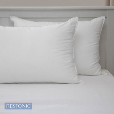 Restonic Hotel Quality Gel Fiber Pillow