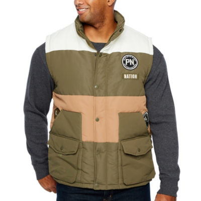Parish Puffer Vest Big and Tall