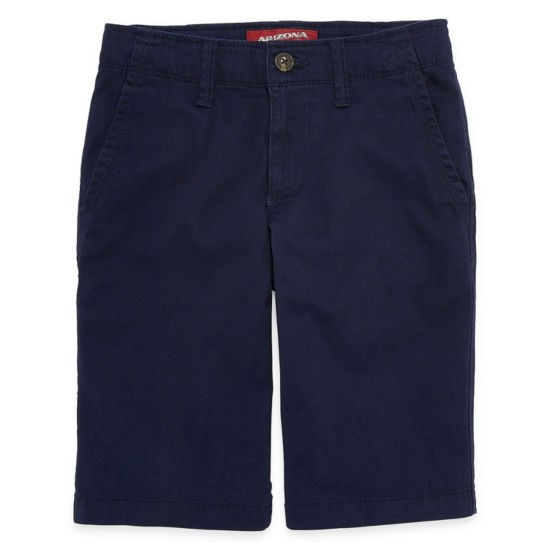 Arizona Chino Shorts Boys Husky