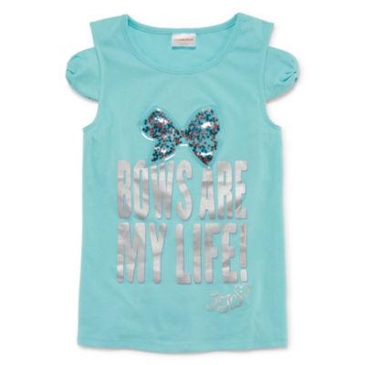 Jojo Graphic T-Shirt-Preschool Girls