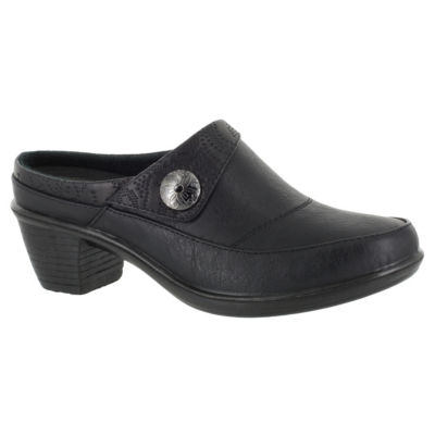 Easy Street Womens Journey Mules Slip-on Round Toe