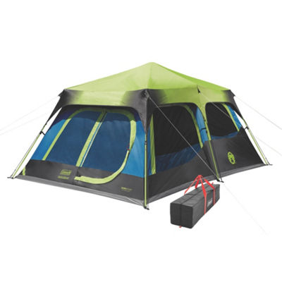Coleman 10-Person Dark Room Instant Cabin