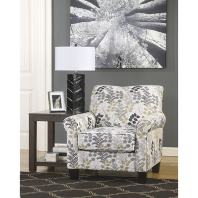 Signature Design By Ashley® Makonnen Winter Accent Chair
