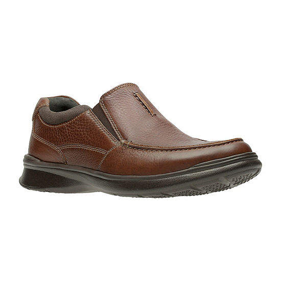 Clarks Mens Cotrell Free Slip-On Shoe