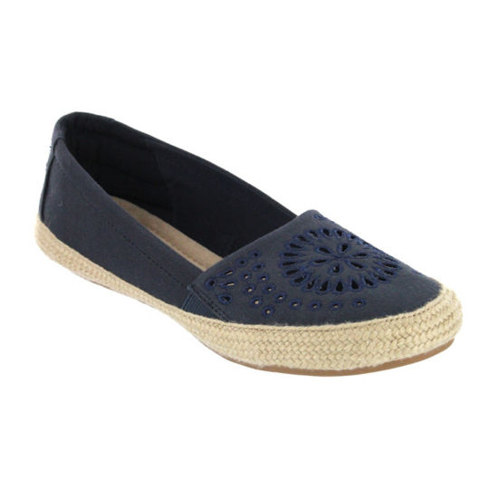 Mia Amore Womens Fernanda Slip-On Shoes Slip-on Closed Toe
