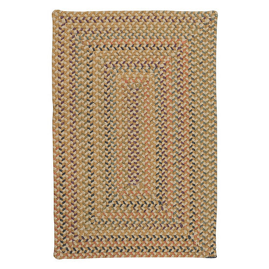 Colonial Mills Nashville Braided Rectangular Reversible Indoor Rugs