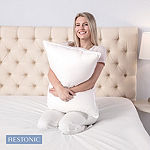 Restonic Hotel Quality Gel Fiber Pillow 2-Pack
