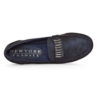 New York Transit Celebrity Womens Moccasins