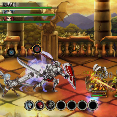 Nintendo Switch Fallen Legion: Rise To Glory Video Game