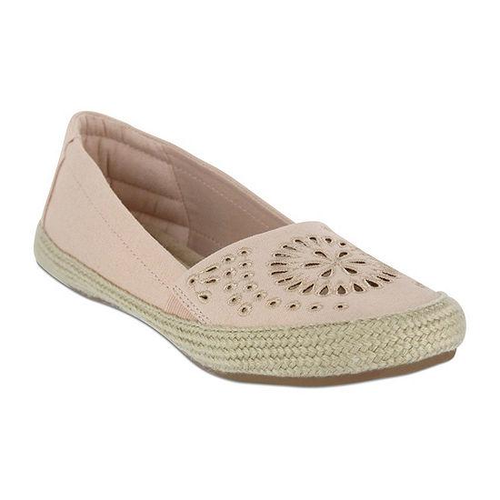 Mia Amore Womens Fernanda Slip-On Shoe Round Toe