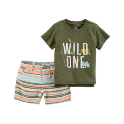 Carter's 2-pc. Short Set - Baby Boy