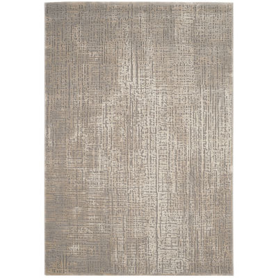 Safavieh Meadow Collection Serenity Abstract Runner Rug