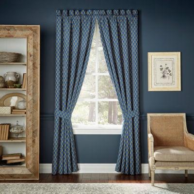 Croscill Classics Allyce Rod-Pocket Curtain Panel