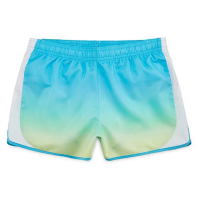 Xersion Ombre Running Shorts Girls' 4-16 and Plus