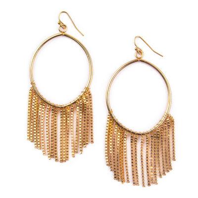 Arizona 74mm Hoop Earrings