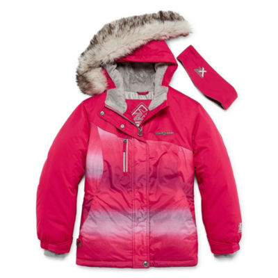 Zero Xposure Snowboard Jacket-Girls 4-16