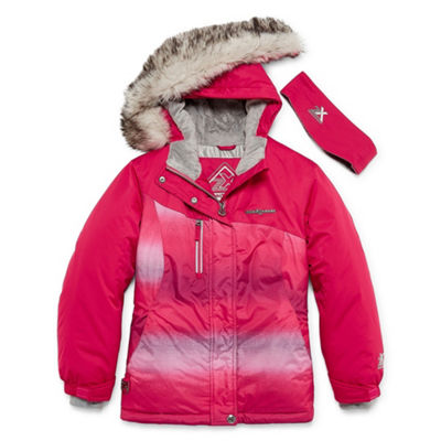 Zero Xposure Snowboard Jacket-Girls 4-16