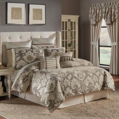 Croscill Classics Nerissa 4-pc. Comforter Set