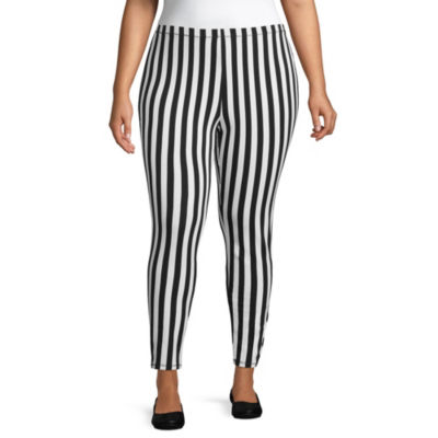 City Streets Halloween Leggings - Plus