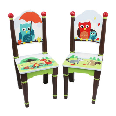 Fantasy Fields- Enchanted Woodland Set of 2 Chairs