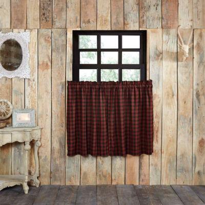 Rustic & Lodge Window Cumberland Tier Pair