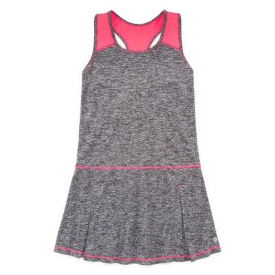 Xersion Sleeveless Drop Waist Dress Girls Plus